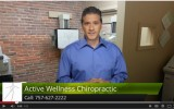 Active Wellness Chiropractic Norfolk Great 5-Star Review