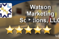 5 Star Rating for Watson Marketing Solutions, LLC NorfolkGreat Five Star Review by Hope H.